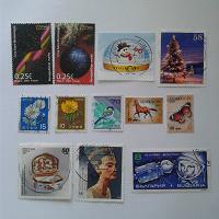 Отдается в дар Иностранные марки.