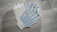 Отдается в дар Две пары новых рабочих перчаток