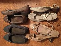Отдается в дар Обувь женская,40 размер