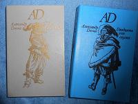 Отдается в дар Художественные книги — А.Дюма