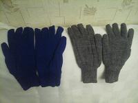 Отдается в дар Новые мужские перчатки