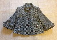 Отдается в дар Куртка-пальто / пиджак-болеро, размер 42