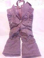 Отдается в дар Зимние брюки для мальчика, 110 см