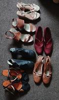 Отдается в дар Обувь дамская