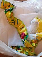 Отдается в дар Балдахин для детской кроватки