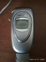Отдается в дар Телефон раскладушка Samsung SGH-X460