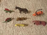Отдается в дар Фигурки животных.