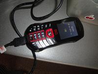 Отдается в дар Мобильный телефон BQ