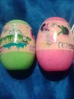 Отдается в дар Фигурки стикбот. В сюрпризом яйце. Новые.