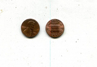 Отдается в дар США 1 цент — немного погодовки