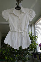 Отдается в дар Блузки белые