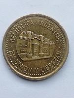 Отдается в дар Монета Южной Америки