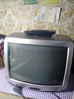 Отдается в дар Телевизор кинескопный