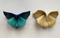 Отдается в дар 2 бабочки броши