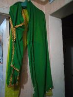 Отдается в дар костюм индианки на 7-9 лет