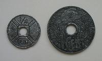 Отдается в дар Монеты Французского Индокитая