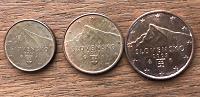 Отдается в дар Евроценты Словакии