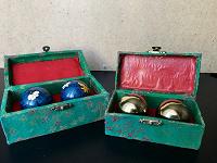 Отдается в дар китайские шарики для рук баодинг — 2 шт