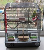 Отдается в дар Качелька для птички