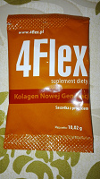 Отдается в дар 4Flex supliment diety