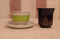 Отдается в дар Кружка и чашка с блюдцем