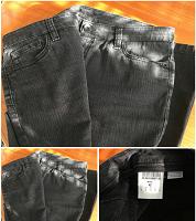 Отдается в дар Чёрные джинсы 48р