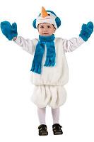 Отдается в дар Костюм снеговика + кролика