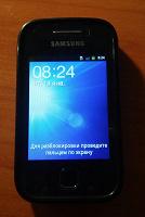 Отдается в дар Samsung Galaxy Y GT-S5360