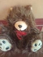 Отдается в дар Медведь большой и лохматый