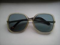 Отдается в дар Ретро очки солнцезащитные 2шт.
