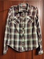 Отдается в дар Рубашка женская, 42-44 размер