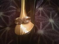Отдается в дар Серебряное кольцо 975 проба