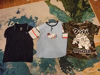 Отдается в дар футболки на мальчика