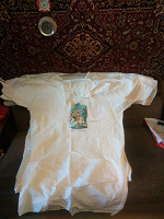 Отдается в дар Крестильная рубашка