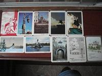 Отдается в дар календарики карманные. Виды С-Петербурга и его пригородов