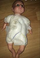 Отдается в дар Кукла смеющаяся под восстановление