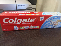 Отдается в дар Зубная паста детская
