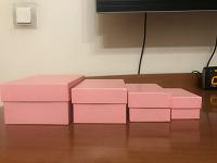 Отдается в дар Подарочные коробки набор