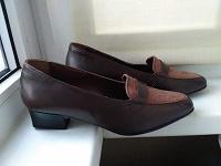 Отдается в дар Туфли женские закрытые/лоферы 36 или 37 размер