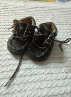 Отдается в дар пинетки — ботиночки на малыша