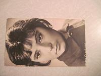 Отдается в дар фотооткрытка -Татьяна Самойлова,1962г(?)