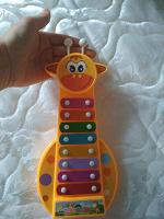 Отдается в дар Музыкальная игрушка.
