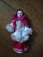 Отдается в дар Фарфоровая кукла