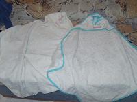 Отдается в дар детские полотенца