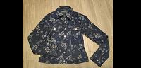 Джинсовая куртка 44р