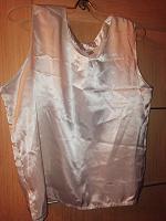 Отдается в дар Шелковая топ-майка-блузка
