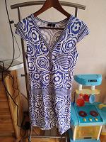 Отдается в дар летнее платье с заниженной талией 42-44