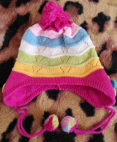 Отдается в дар Новая детская шапочка