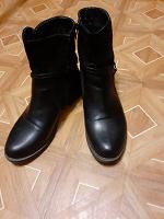 Отдается в дар Осенние ботинки 39