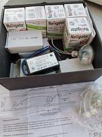 Отдается в дар Галогеновые светильники и трансформеры(?)